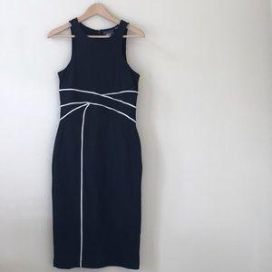 Anthro Maeve Sleeveless Dress